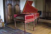 Clavecin de concert copie Blanchet 16450 Lyon 4 (69)