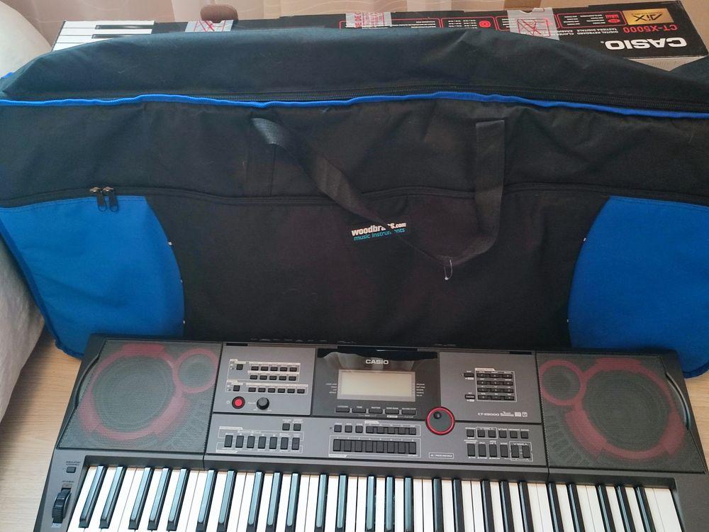 Clavier arrangeur Casio CT-X5000 350 Marly (59)