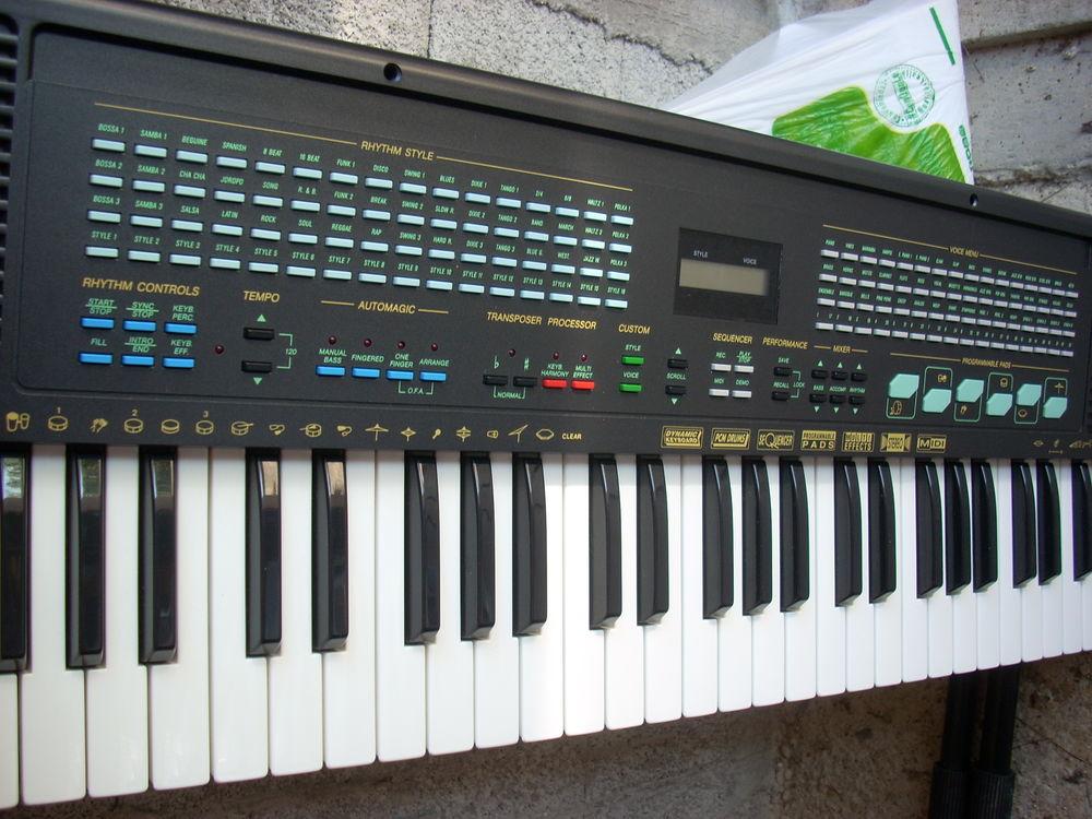 Clavier-arrangeur 220 Bures-sur-Yvette (91)