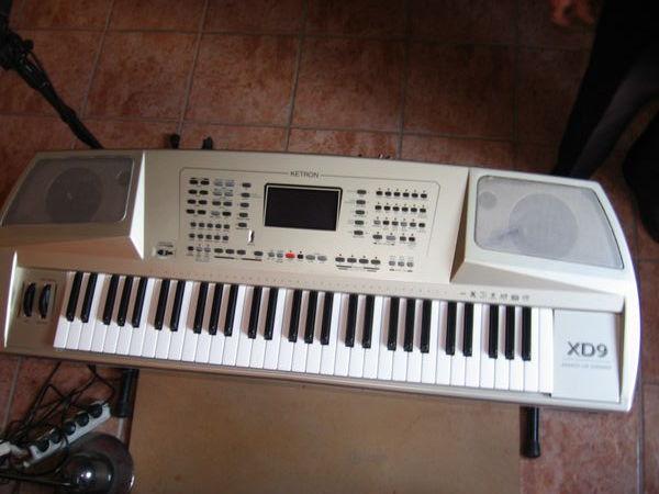 Clavier Arrengeur KETRON XD9 550 Althen-des-Paluds (84)
