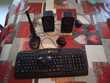 Lot clavier avec souris Logitech