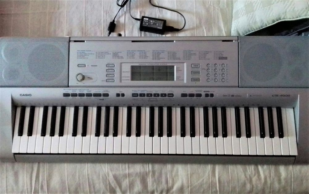 Clavier CTK4000 200 Limay (78)