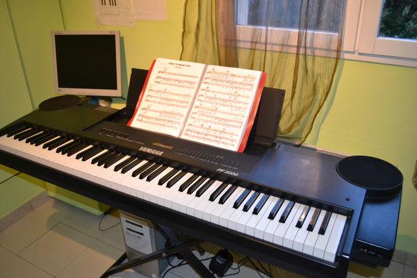 clavier maitre YAMAHA Instruments de musique