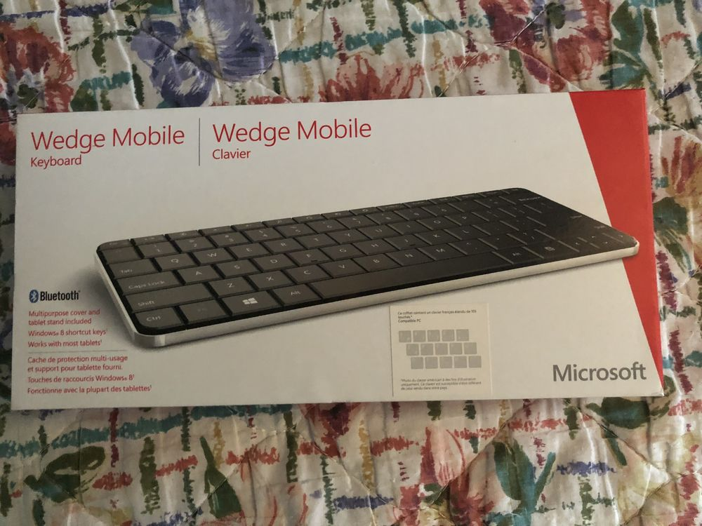 CLAVIER Microsoft Wedge Mobile - Bluetooth 30 Perpignan (66)