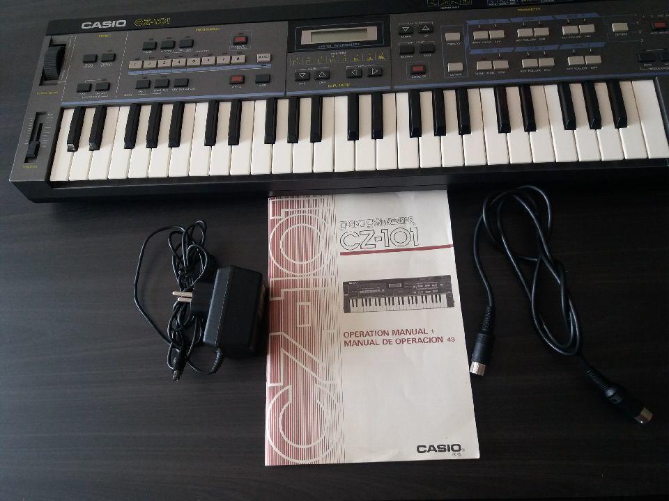 clavier numérique CZ -101 casio 350 Draguignan (83)