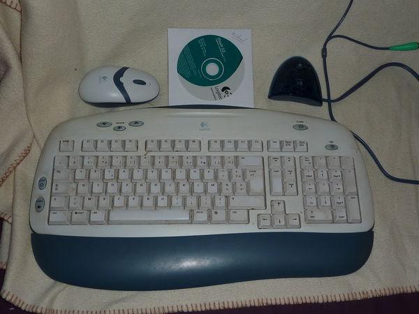 Achetez clavier et souris neuf revente cadeau, annonce