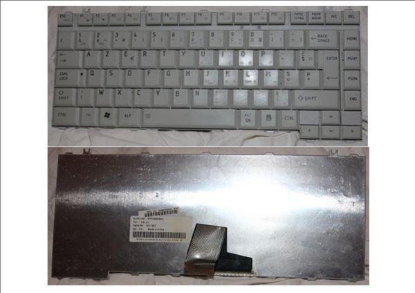 clavier Toshiba sat KFRSBB064A 15 Villars (84)