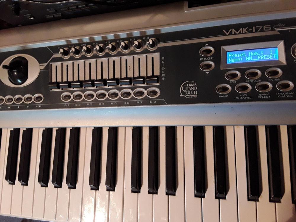 Claviers Maîtres pour la M.A.O 290 Toucy (89)