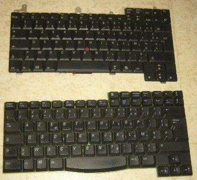 2 claviers Pc portables HP compaq 18 Versailles (78)