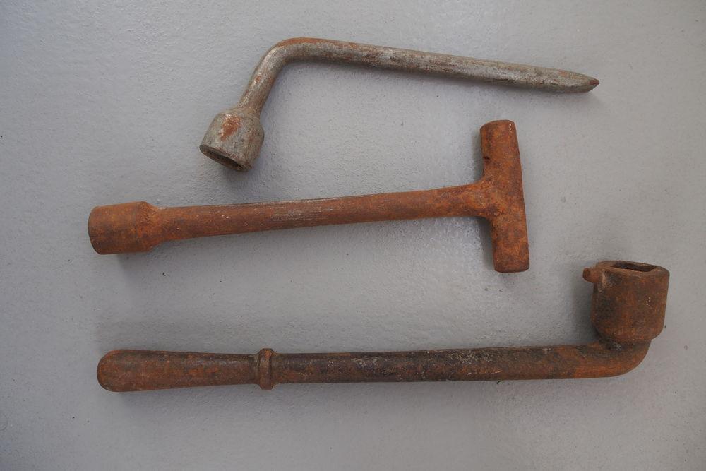 clés anciennes 10 Rennes (35)