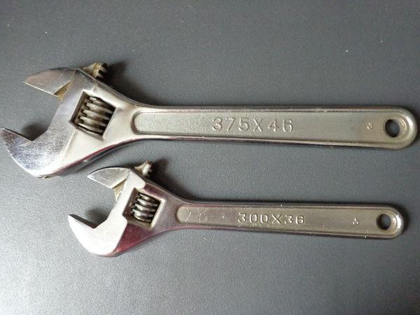 Lot de 2 clés à molette 25 Nanterre (92)