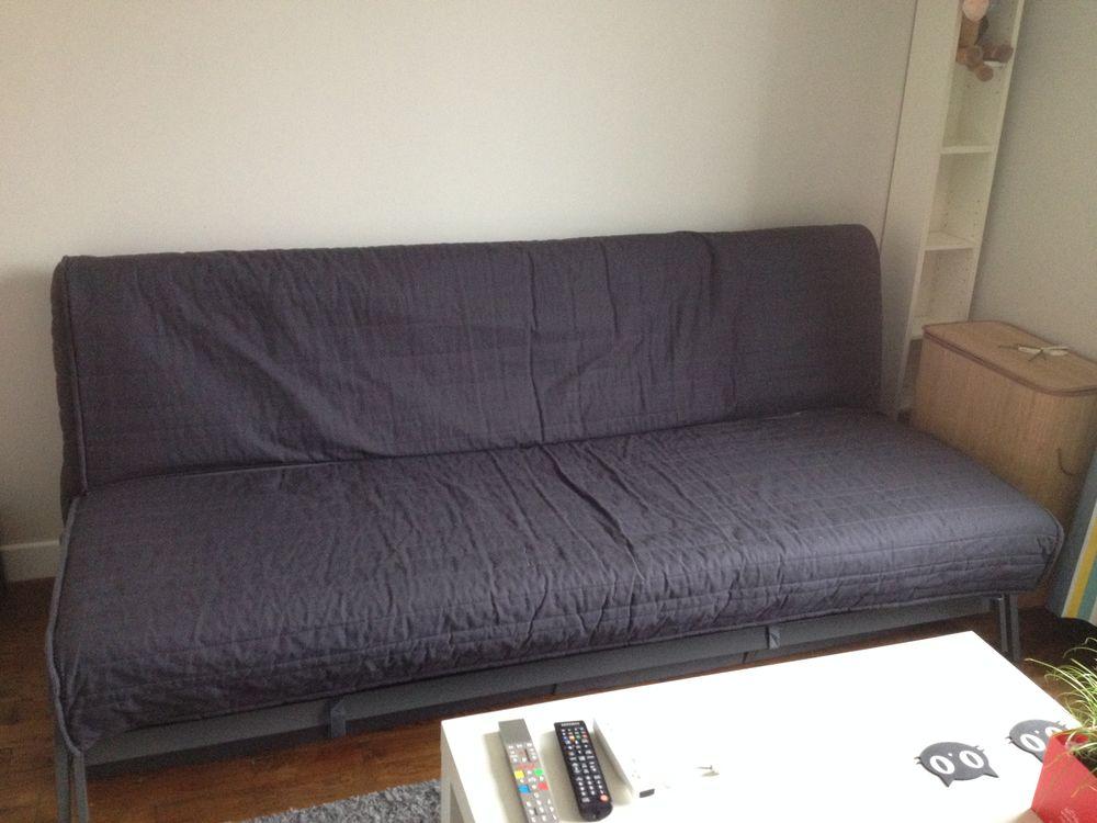 ikea canap clic clac. Black Bedroom Furniture Sets. Home Design Ideas