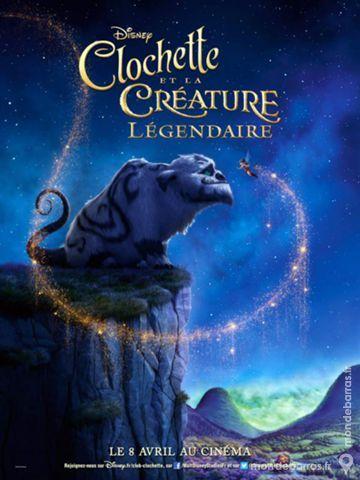 CLOCHETTE & LA CREATURE Affiche de Cinéma Disney 10 Maisons-Alfort (94)