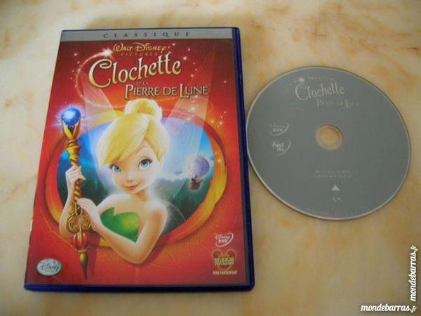 DVD CLOCHETTE et la PIERRE DE LUNE N°96 W.Disney 5 Nantes (44)