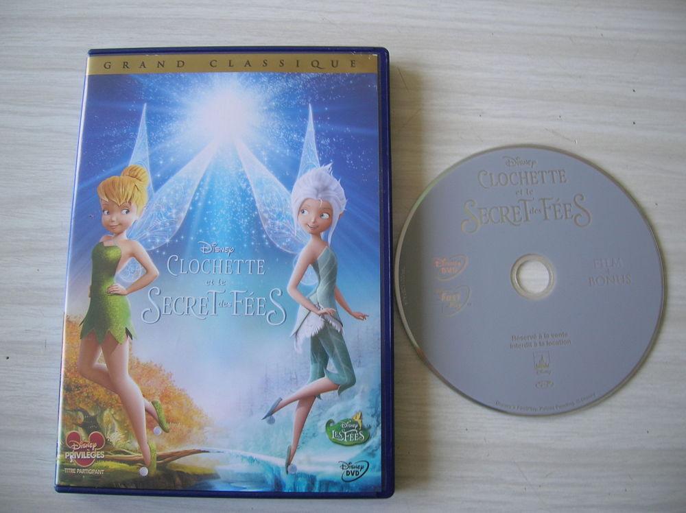 DVD CLOCHETTE ET LE SECRET DES FEES 7 Nantes (44)