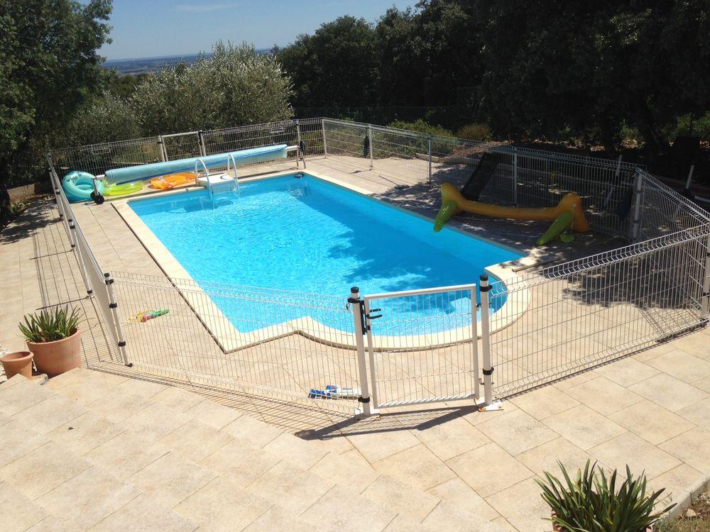Achetez clôture piscine a occasion, annonce vente à Nîmes (30 ...