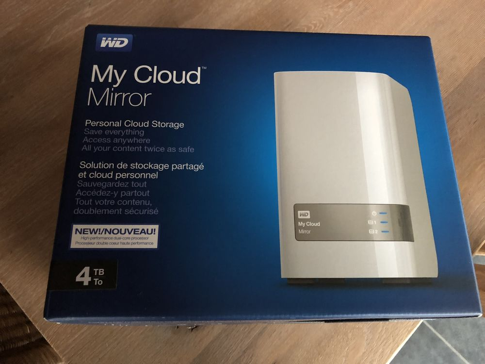 my Cloud  4tb 150 Thonne-le-Thil (55)