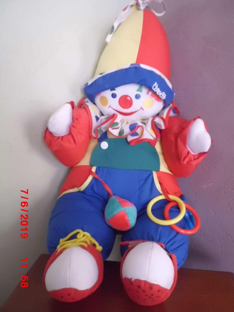 CLOWN D ACTIVITES COROLLE 1996 Jeux / jouets