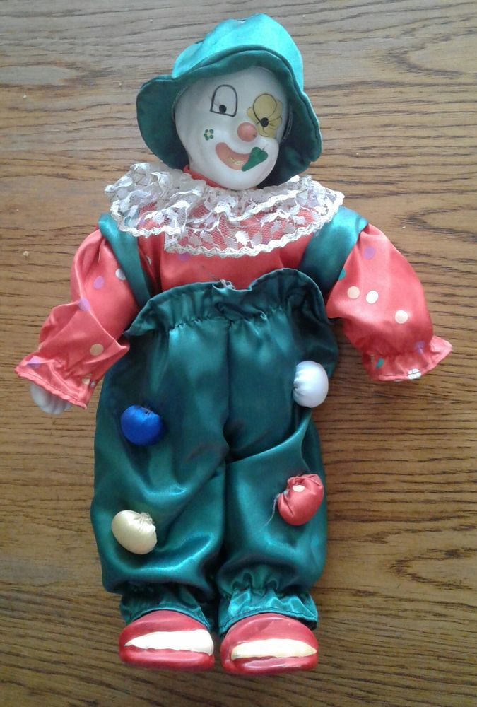 clown céramique 10 Cramont (80)