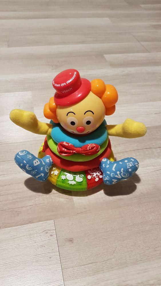 Mon Clown des découvertes - VTECH 7 Remy (60)