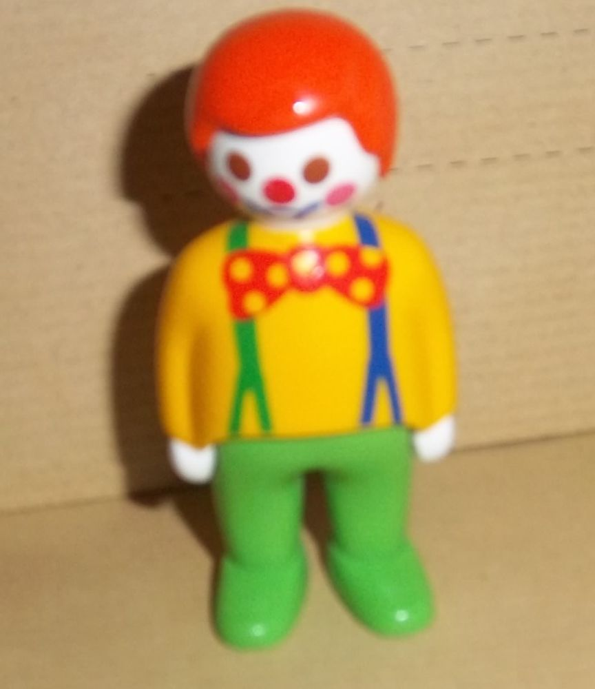 clown Playmobil  1990 3 Colombier-Fontaine (25)