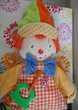 Clown poupée chiffon Corolle Jeux / jouets