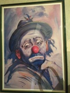 clown triste 20 Déville-Lès-Rouen (76)