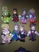 Clowns en porcelaine 9 Pau (64)
