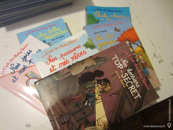 Le Club des Baby-Sitters Editions Gallimard 6 Eaunes (31)