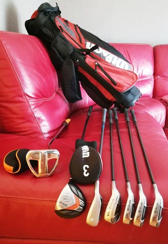 Club de golf demi serie WILSON Sports