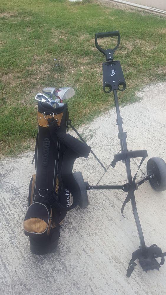 Club golf enfant 8-10 ans UsKid   chariot 80 Auriol (13)
