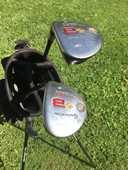 2 clubs de golf hybrides 0 Saint-Cyr-au-Mont-d'Or (69)