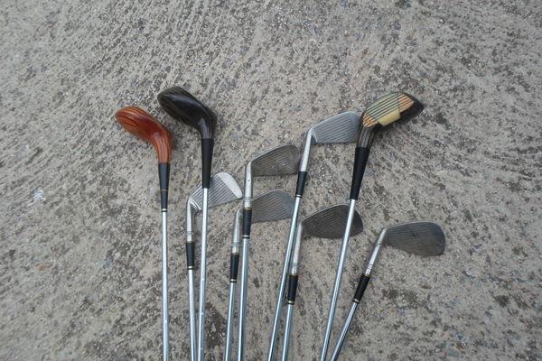 achetez lot de clubs de golf occasion annonce vente am lie les bains palalda 66 wb147824999. Black Bedroom Furniture Sets. Home Design Ideas