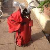 4 clubs + 1 sac à golf 100 Six-Fours-les-Plages (83)