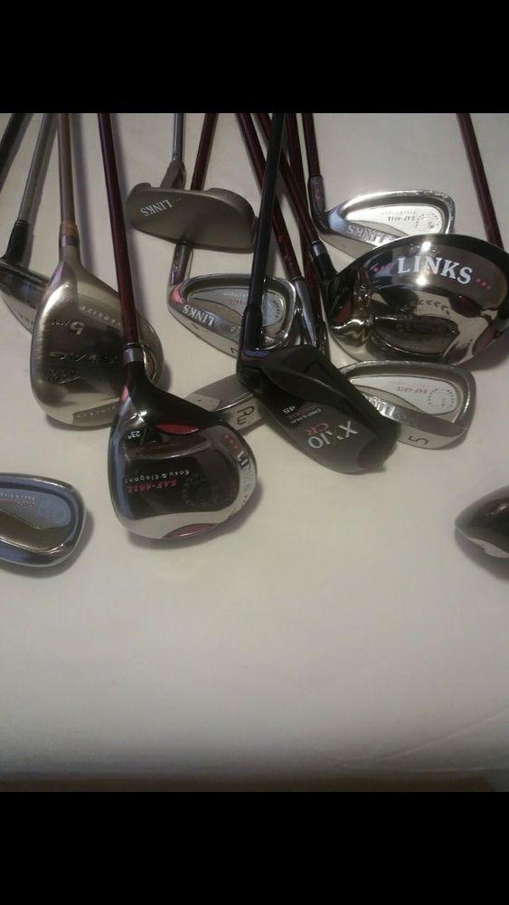 13 clubs de golf 150 Paris 18 (75)