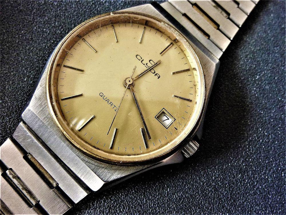 CLYDA montre homme 1985 ANQ1055 85 Metz (57)