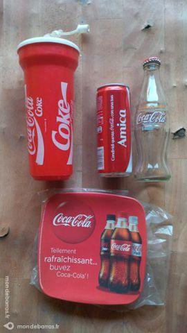 lot Coca-cola bouteille et autres 30 Gardanne (13)