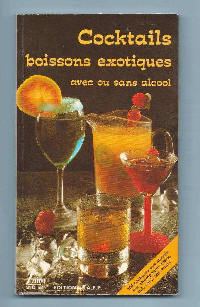 Cocktails boissons exotiques avec ou sans alcool 2 Perceneige (89)