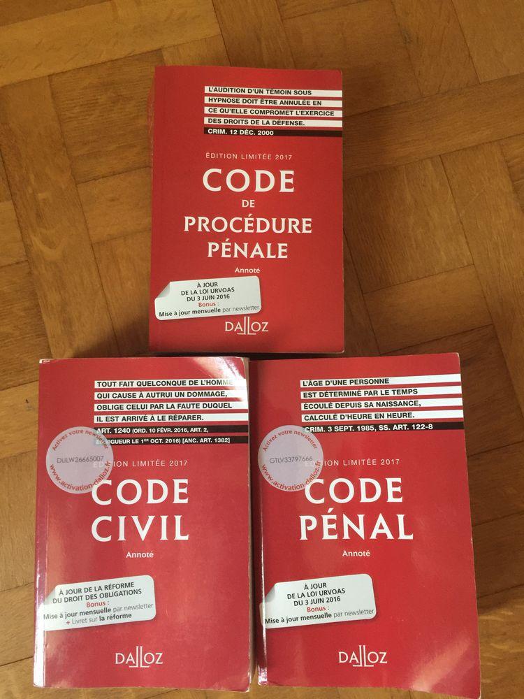 code civil 2017 code procédure pénale 2017 code pénal 2017 70 Millau (12)