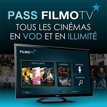 1 code pour 3 mois d'abonnement à l'appli FilmoTV 1 Tosse (40)