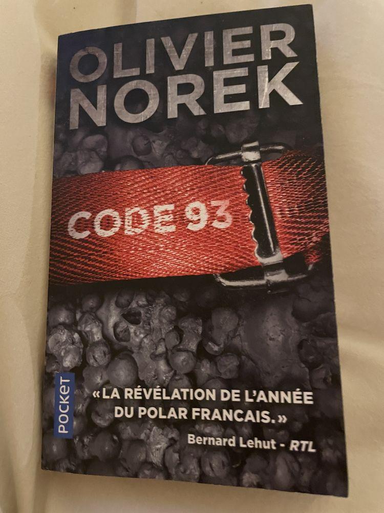 Code 93  4 Pontault-Combault (77)