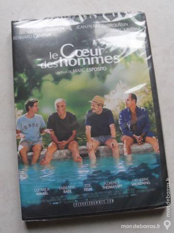 LE COEUR DES HOMMES, DVD neuf sous blister 6 Saint-Péray (07)