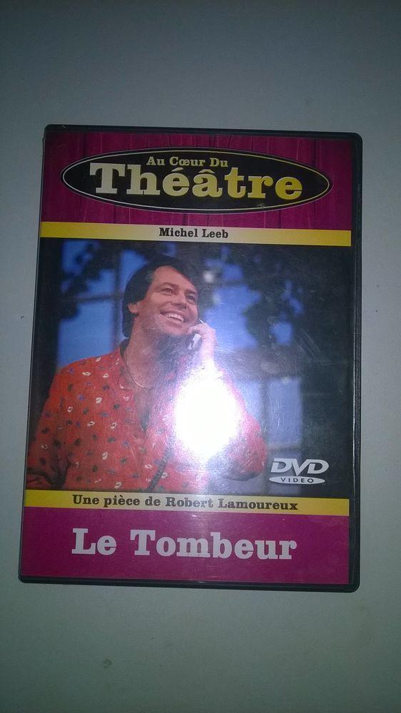 DVD Au Coeur Du Theatre Le Tombeur Michel Leeb 1987 9 Talange (57)