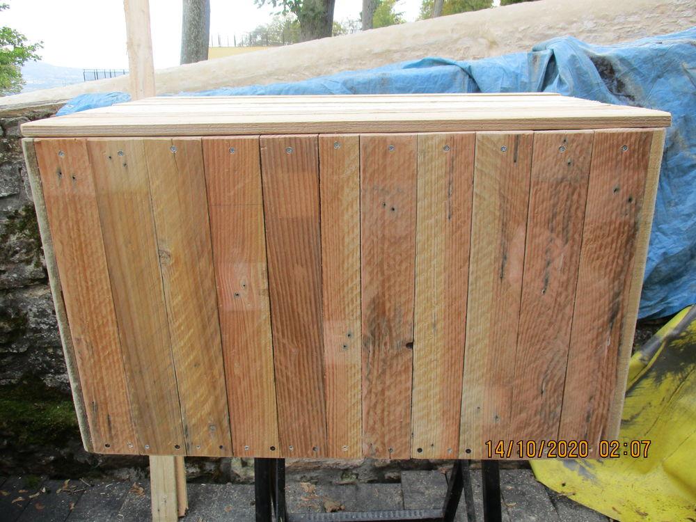 coffre en bois sur mesure 70 Lachassagne (69)