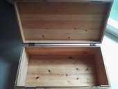 coffre en bois naturel 0 Querqueville (50)