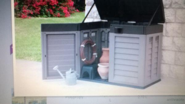 Achetez coffre de jardin je occasion annonce vente magalas 34 wb153195654 - Construire un coffre de jardin ...