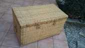 Coffre rotin acheté au Laos  60 Juvignac (34)