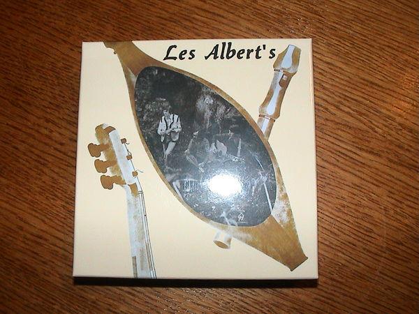 CD coffret les albert's FOLK intégrales musique 65 Paris 9 (75)