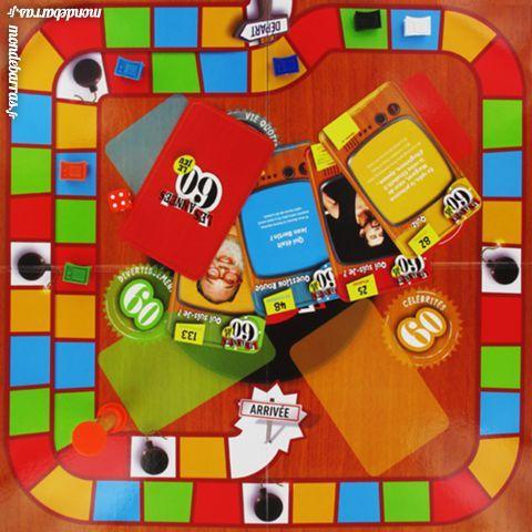 Coffret-jeu Les années 60 20 Villeréal (47)
