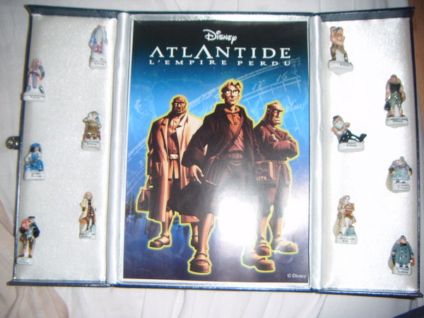 Coffret Atlantide-L'empire perdu 14 Mantes-la-Jolie (78)